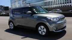 La Kia Soul EV jusqu'à la panne : un résultat incroyable !