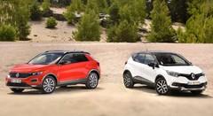 Essai Volkswagen T-Roc/Renault Captur : outsider ou best-seller ?