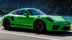 Essai Porsche 911 GT3 RS et GT2 RS : Les plus extrêmes 911 pour fêter les 70 ans de la marque
