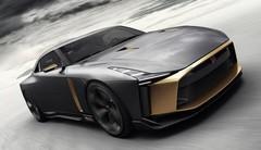 Nissan GT-R50 : 720 ch et un look signé Italdesign