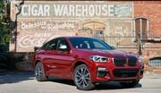 Essai BMW X4 2018 : notre avis sur la version diesel X4 M40d
