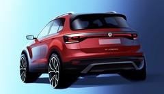 Volkswagen donne un avant-goût de son petit SUV T-Cross