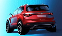 Le Volkswagen T-Cross arrive !