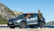 Essai SEAT Arona : un road trip à travers les fjords