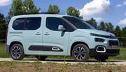 Essai Citroën Berlingo : niveau supérieur