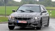 Voici la future BMW Série 3 Touring