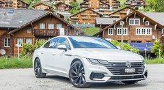 Essai Volkswagen Arteon 2.0 TSI 4MOTION : Chère limousine…