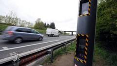 Découvrez la carte officielle des radars fixes en France