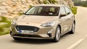 Essai Ford Focus 2018 : classique techno