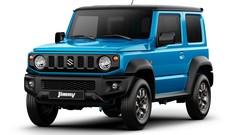Nouveau Suzuki Jimny: la fiche technique dévoilée