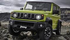 Suzuki Jimny : Toujours le plus enthousiasmant des 4x4