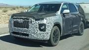 Hyundai travaille sur un SUV huit places