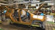 Fabrication Dacia Duster : au coeur de l'usine Dacia en Roumanie