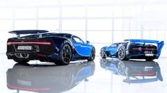 Bugatti Chiron Divo : moins rapide mais plus véloce