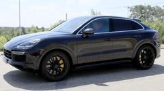 Le futur Cayenne Coupé de Porsche se montre