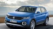 Le futur Volkswagen T-Cross face au T-Roc