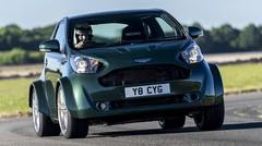 Enfin digne d'Aston Martin, la Cygnet V8