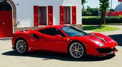 Essai Ferrari 488 Pista : La course dans le sang