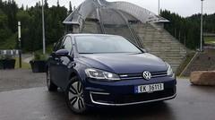 Essai Volkswagen e-Golf & e-Up! : prêtes aujourd'hui pour demain