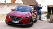 Essai Mazda CX-3 : la gueule de l'emploi