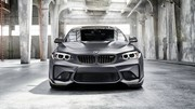 BMW M Performance Parts : M2 allégée à Goodwood