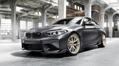 BMW M Performance Parts Concept : catalogue sur roues