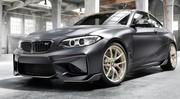 La BMW M Performance Parts met la M2 au régime