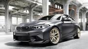 Bmw M2 M Performance Parts (2018) : Un style sportif encore plus affirmé