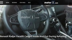 À l'intérieur du Renault Kadjar 2019