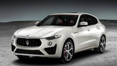 Première mondiale pour le Maserati Levante GTS