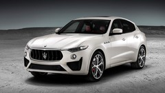Maserati Levante GTS : avec un V8 Ferrari