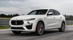 Maserati Levante GTS : au V8
