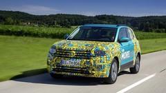 Essai prototype Volkswagen T-Cross : le plus jeune de la bande