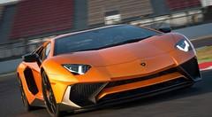 La prochaine Lamborghini Aventador hybride en série