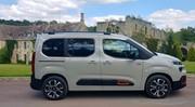 Essai Citroën Berlingo 2018 : nouveau chapitre