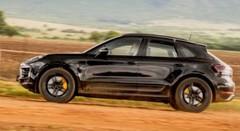 Porsche peaufine son « nouveau » Macan