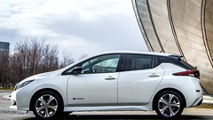 Nissan Leaf E-Plus, celle qui promet pour 2019