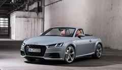 Audi TT 2018 : restylage et hommage pour le TT
