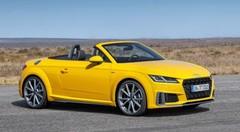 Audi TT : plus de puissance et une série spéciale anniversaire !
