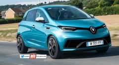 Future Renault ZOE 2 (2019) : objectif 600 km