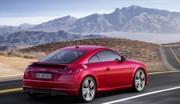 Audi : un petit restylage pour le TT