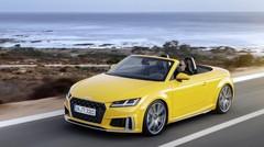 Audi TT restylée : le 2.0 TFSI passe à 245 chevaux