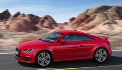 Audi TT restylée (2018) : lifting et séries spéciales