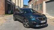 Essai Peugeot 5008 BlueHdi 180 EAT8 : une nouvelle boîte