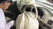 Les airbags Takata défaillants plombent Ford de 300 millions de dollars