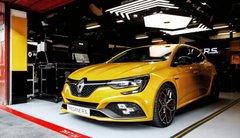Renault Mégane R.S Trophy 2018 : 300 ch !