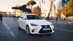 Pour Lexus, l'électrique n'est pas une priorité