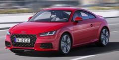 Restylage Audi TT