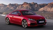 Facelift et séries spéciales pour l'Audi TT