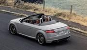 Audi TT et TTS : le grand retour de l'icône